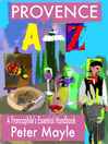 Provence A - Z (eBook)
