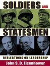 Soldiers and Statesmen (eBook): Reflections on Leadership