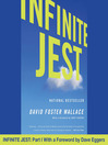 Infinite Jest (MP3): Part I with a Foreword by Dave Eggers