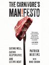 The Carnivore's Manifesto (MP3)