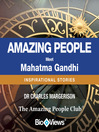 Meet Mahatma Gandhi (MP3): Inspirational Stories
