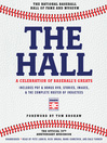 The Hall (MP3): A Celebration of Baseball's Greats