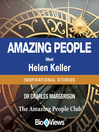 Meet Helen Keller (MP3): Inspirational Stories