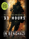 13 Hours (MP3): The Inside Account of What Really Happened In Benghazi