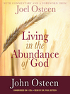 Living in the Abundance of God (MP3)
