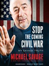 Stop the Coming Civil War (MP3)