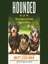 Hounded (MP3): The Lowdown on Life from Three Dachshunds