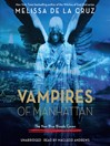 Vampires of Manhattan (MP3)