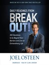 Daily Readings from Break Out! (MP3)