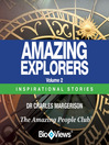 Amazing Explorers - Volume 2 (MP3): Inspirational Stories