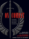 On Combat (MP3): The Psychology and Physiology of Deadly Conflict in War and in Peace