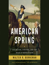 American Spring (MP3): Lexington, Concord, and the Road to Revolution
