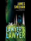 The Lawyer's Lawyer (MP3): Jack Tobin Series, Book 3