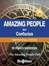 Meet Confucius (MP3): Inspirational Stories