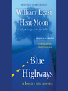 Blue Highways (MP3): A Journey into America