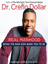 Real Manhood (MP3)
