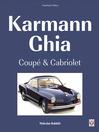 Karmann Ghia Coupé and Cabriolet (eBook)