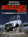Modifying Suzuki 4x4 for Serious Offroad Action (eBook)