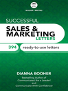Successful Sales and Marketing Letters (eBook): 394 Ready-to-Use Letters