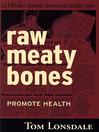 Raw Meaty Bones (eBook)