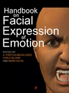 Handbook on Facial Expression of Emotion (eBook)