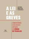 A Lei e as Greves (eBook)