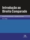 Introdução ao Direito Comparado (eBook)