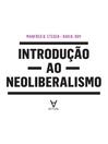 Introdução ao Neoliberalismo (eBook)