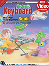 Electronic Keyboard Lessons for Kids, Book 1 (eBook): How to Play Keyboard for Kids