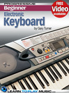 Cover image of Electronic Keyboard Lessons for Beginners
