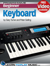 Cover image of Keyboard Lessons for Beginners