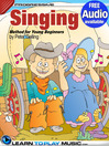 Singing Lessons for Kids (eBook): Songs for Kids to Sing