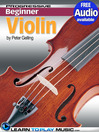 Violin Lessons for Beginners (eBook): Teach Yourself How to Play Violin