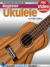 Ukulele Lessons for Beginners (eBook): Teach Yourself How to Play Ukulele