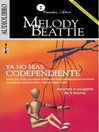 Ya No Seas Codependiente (MP3)