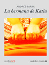 La hermana de Katia (MP3)