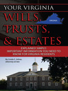 Your Virginia Wills, Trusts, & Estates Explained Simply (eBook): Important Information You Need to Know for Virginia Residents
