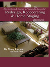 How to Open & Operate a Financially Successful Redesign, Redecorating, and Home Staging Business (eBook)