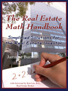 The Real Estate Math Handbook (eBook): Simplified Solutions for the Real Estate Investor