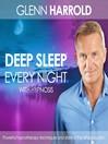Deep Sleep Every Night (MP3)