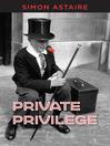 Private Privilege (eBook)