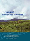 Changing Properties Of Property (eBook)