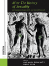 After <i>The History of Sexuality</i> (eBook): German Genealogies with and Beyond Foucault