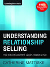 Understanding Relationship Selling (eBook)