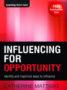 Influencing for Opportunity (eBook)