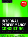 Internal Performance Consulting (eBook)