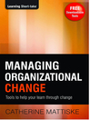 Managing Organizational Change (eBook)