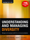 Understanding and Managing Diversity (eBook)