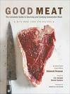 Good Meat (eBook): The Complete Guide to Sourcing and Cooking Sustainable Meat