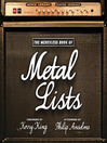 The Merciless Book of Metal Lists (eBook)